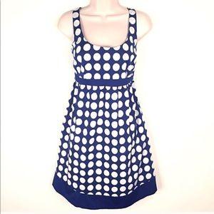 🔷BOGO 1/2🔷 Polka dot sleeveless maternity dress
